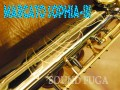 MARCATO SOPHIA SP100BN デタッチャブルネック ブラックニッケル ソプラノサックス 美品