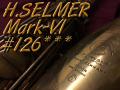 H.SELMER MarkVI 12万番台 リラッカー テナーサックス