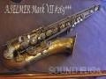 A.SELMER MARK VII 26万番台 オリジナルラッカー テナーサックス