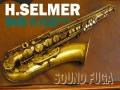 H.SELMER MarkVI 12万番台 アンラッカー テナーサックス