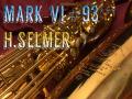 H.SELMER MARK VI  9万番台 バリトンサックス Low Aキー付 リラッカー 委託品