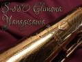 YANAGISAWA S-880 Elimona エリモナ ソプラノサックス