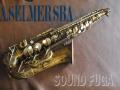★★★ A.SELMER SBA 44千番台 オリジナルラッカー アルトサックス
