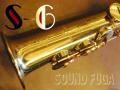 YANAGISAWA S-6 Soprano ソプラノサックス 良品