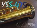 YAMAHA YSS-475 ソプラノサックス 美品