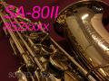 H.SELMER SA−80II 彫刻なし 52万番台 アルトサックス OH済