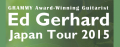 Ed Gerhard Japan Tour 2015�������å�/10��3��(��)��幾�� HOME Cafe