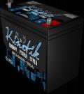 kinetik キネティック   HC1400R-BLU