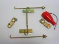 B24からD23(D26)サイズへの変換キット(真鍮タイプ)