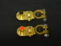 真鍮オフセットターミナル 大小変換(+,-)47mm延長 GTP-063、GTP-064