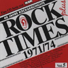 ROCK TIMES plus Vol.5 1971/74 / AUDIOPHILE EDITION ZOUNDS NORMAL CD