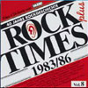 ROCK TIMES plus Vol.8 1983/86 / AUDIOPHILE EDITION ZOUNDS NORMAL CD