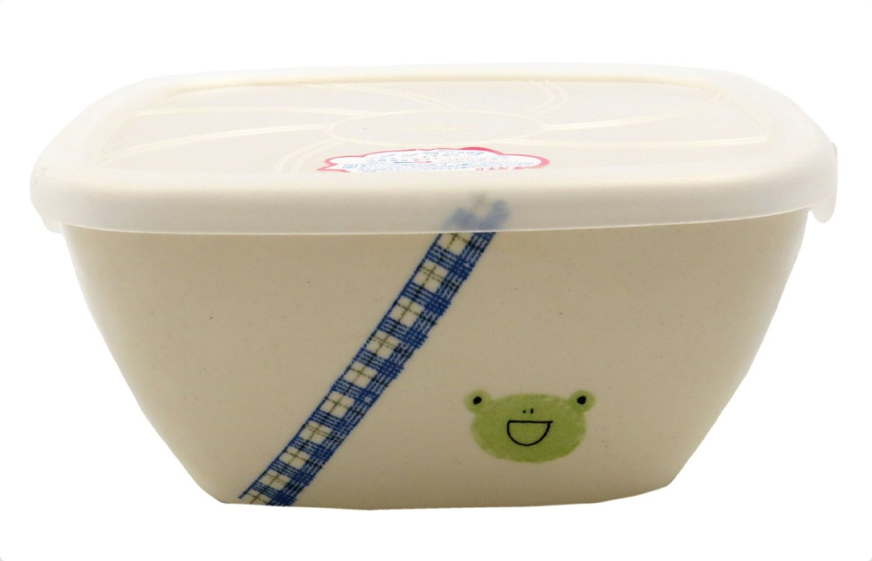 ふたをしたまま冷凍・電子レンジ可能で保存が便利!!食卓にそのまま出せることが最大の魅力!【パック大(かえる)】