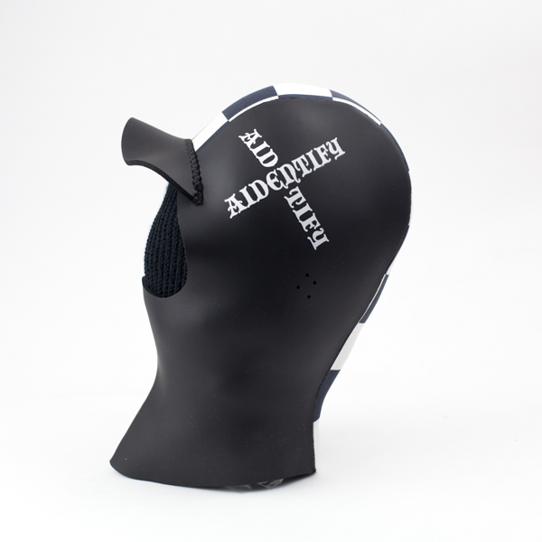 [AIDENTIFY] SURF CAP (neck付き)/ Checker
