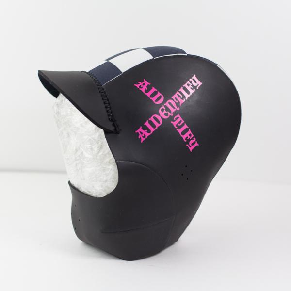 [AIDENTIFY]  LADY'S SURF CAP/ Checker