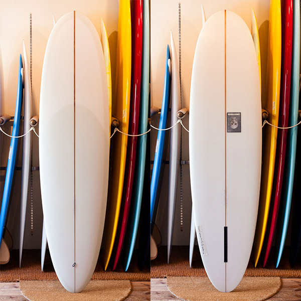 [CHRISTENSON SURFBOARDS] SUB MARINER 7'2″