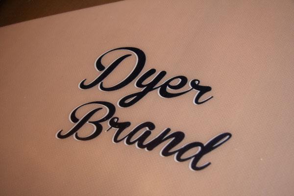 DYER BRAND,MAISON