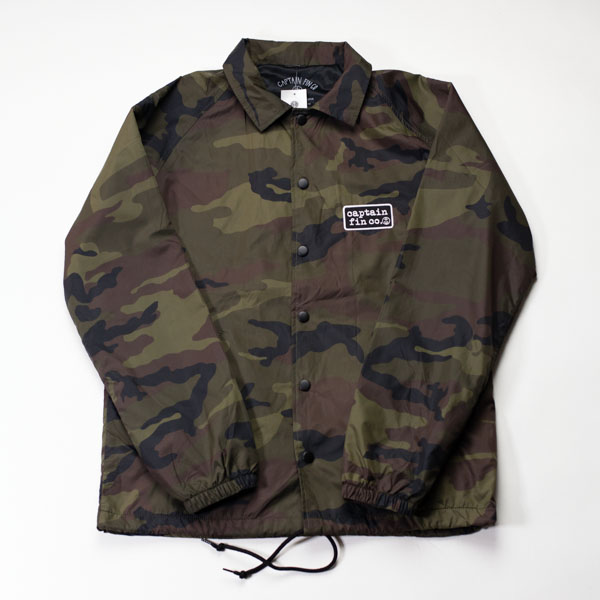 [CAPTAIN FIN Co.] TYPE PATCH COACHES JACKET
