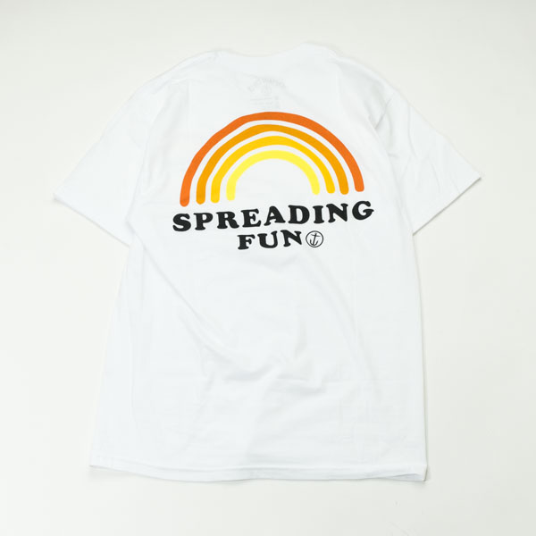 [CAPTAIN FIN Co.] SPREADING FUN S/S PRE TEE