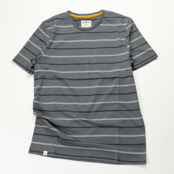 [CAPTAIN FIN Co.]WOWZER S/S KNIT
