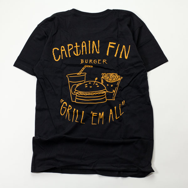 [CAPTAIN FIN Co.] GRILL EM ALL S/S PRE TEE