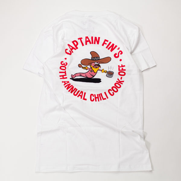 [CAPTAIN FIN Co.] COOK OFF S/S PRE TEE
