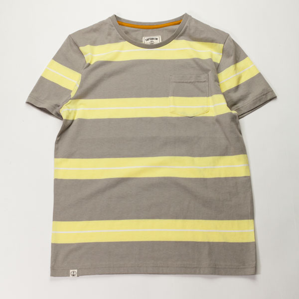 [CAPTAIN FIN Co.] ABLE SS KNIT