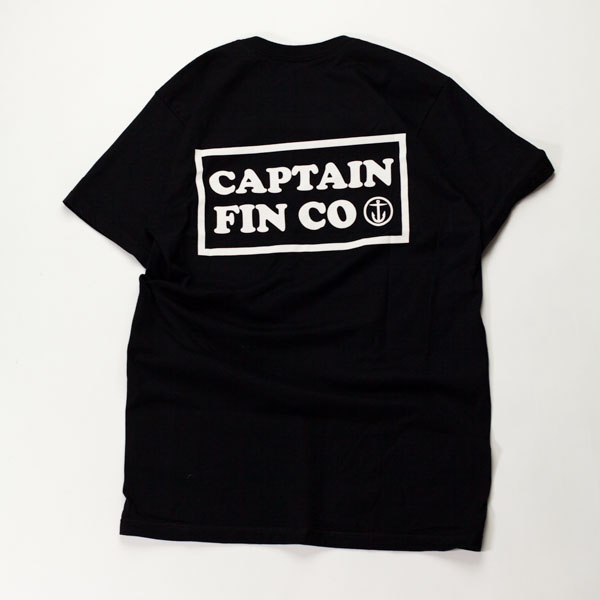 [CAPTAIN FIN Co.] NEW WAVE S/S PRE PKT TEE