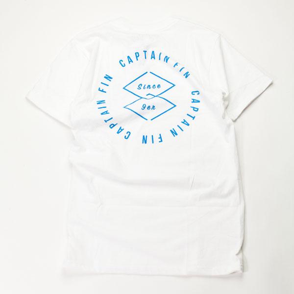[CAPTAIN FIN Co.] DIAMONDS FOREVER S/S TEE