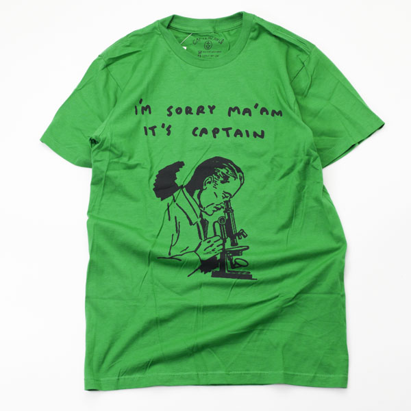 [CAPTAIN FIN Co.] SORRY MA'AM PRE TEE