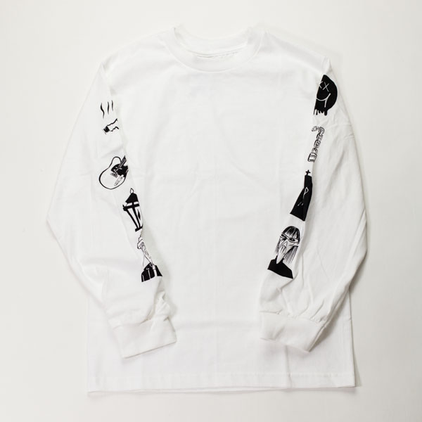 [CAPTAIN FIN Co.] HANSON SLEEVES L/S