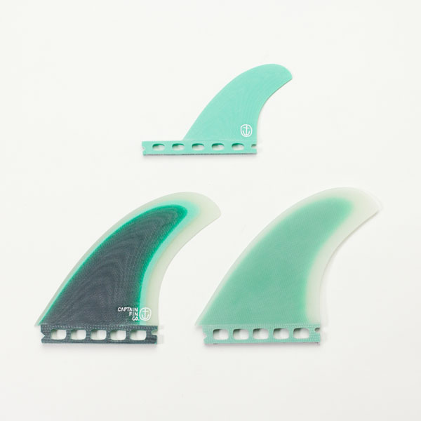 [CAPTAIN FIN]  CF-TWIN ESPECIAL (SINGLE TAB) / Sea Foam Green