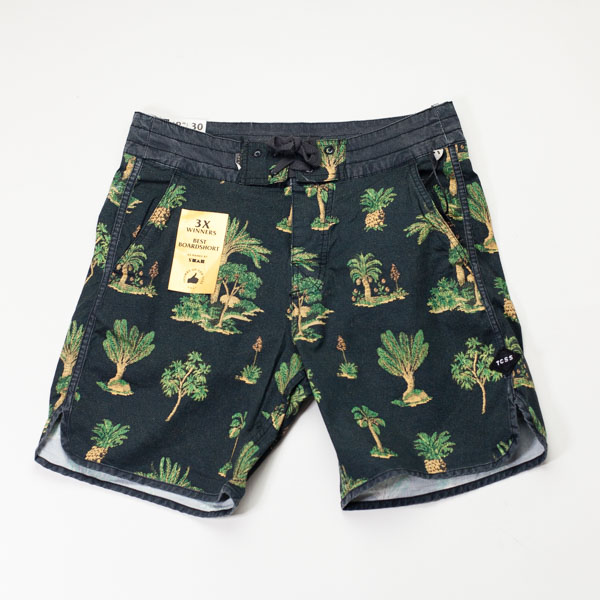 [TCSS] COUCH SUPER BOARDSHORTS PHANTOM