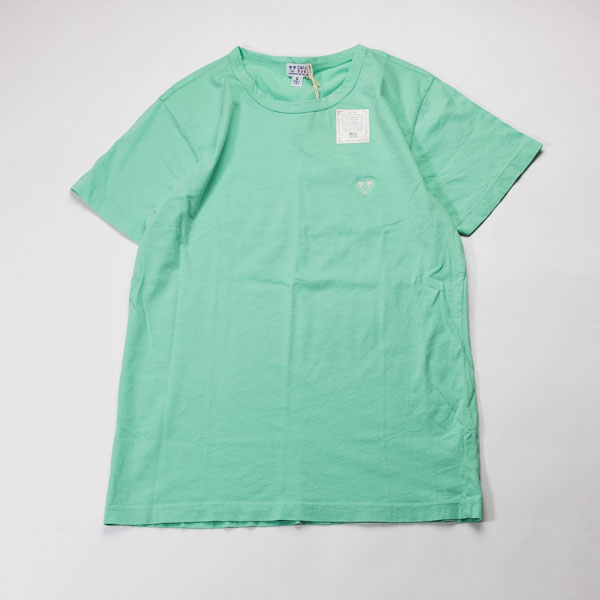 [CATCH SURF] TWIN PALMS SS TEE GREEN