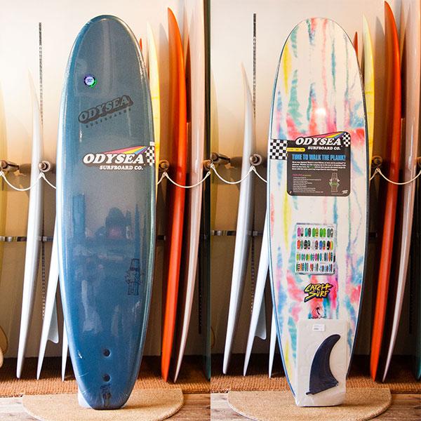 """[CATCH SURF] ODYSEA PLANK 7'0""""-SINGLE/ BLUE STEEL17"""