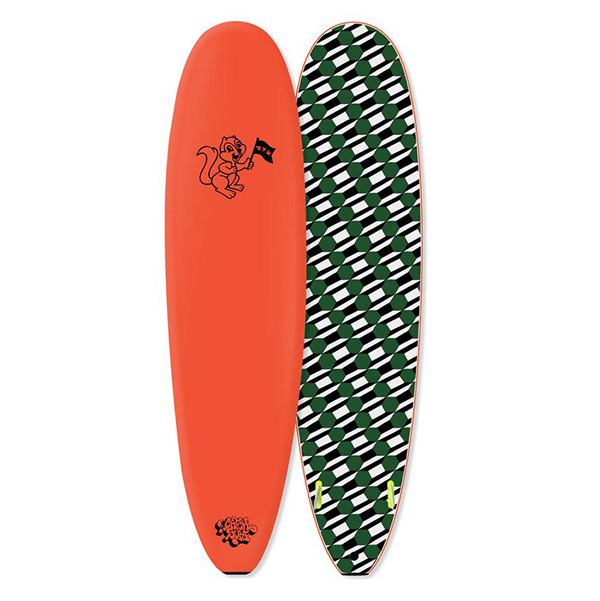[CATCH SURF] ODYSEA Barry McGee 7.0 Sidebitefin N.Orang