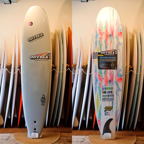 [CATCH SURF] ODYSEA PLANK 8.0 - OFFWHITE/MARBLE (Japan ltd)