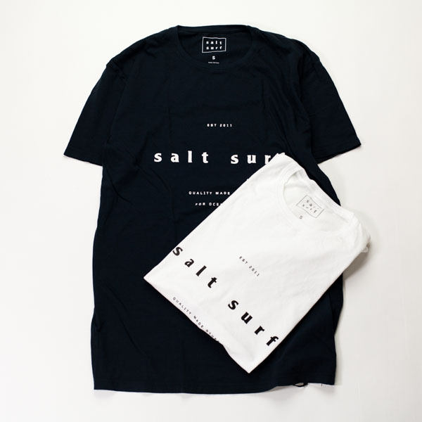 [SALT SURF] CLASSIC TEXT TEE