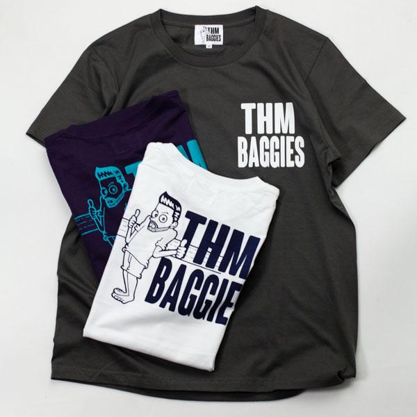 [THE HARD MAN] THE BAGGIES TEE