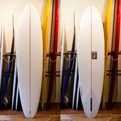 [CHRISTENSON SURFBOARDS] FLAT TRACKER 7'10″