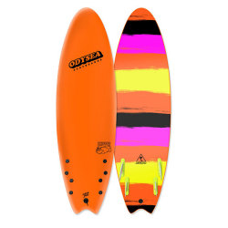 "[CATCH SURF] ODYSEA SKIPPER 6'6""-SPORTIFORANGE"