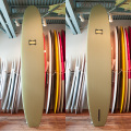 [CHRISTENSON SURFBOARDS] BONNEVILLE 9'8""