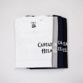 [Captains Helm] #USA made LOGO CREW tee