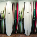 "[CHRISTENSON SURFBOARDS] FLAT HEAD 9'3"""