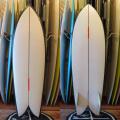 "[CHRISTENSON SURFBOARDS] TWIN-FISH 6'00"""