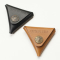 [Captains Helm] #CH CONCHO LEATHER COIN CASE