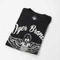 [DYER BRAND] SKULL Premium S/S T-Shirt
