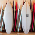 [CHRISTENSON SURFBOARDS] CAFE RACER 5'10""