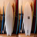 [CHRISTENSON SURFBOARDS] NAUTILUS 7'0″