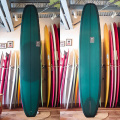 "[CHRISTENSON SURFBOARDS] FLAT HEAD 9'8"""